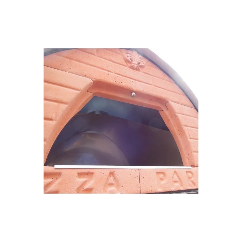 Nuovo frontalino per forni a legna pizza party pi grande for Nuovo design per l inghilterra