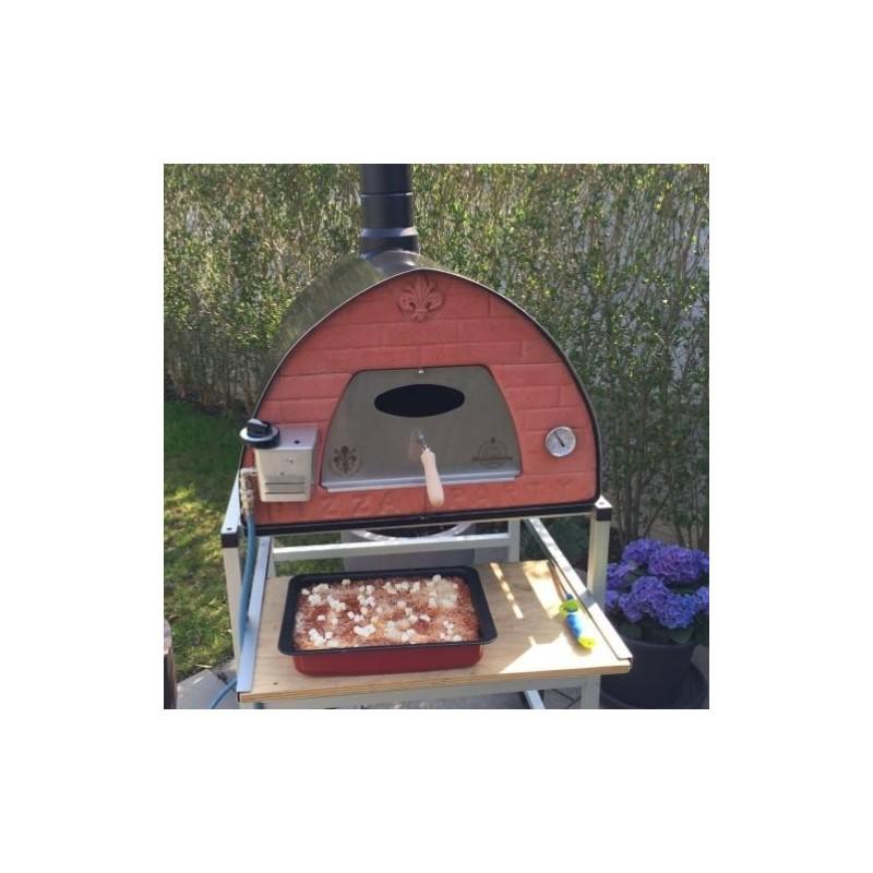 Forno a gas per pizza portatile pizza party for Forno per pizza portatile