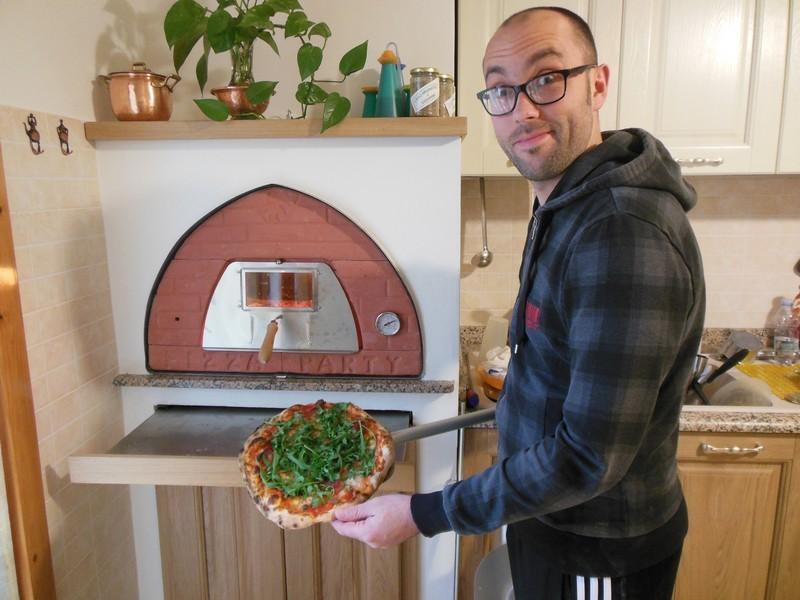 Il vostro forno Pizza Party all\'interno - Pizza Party Shop